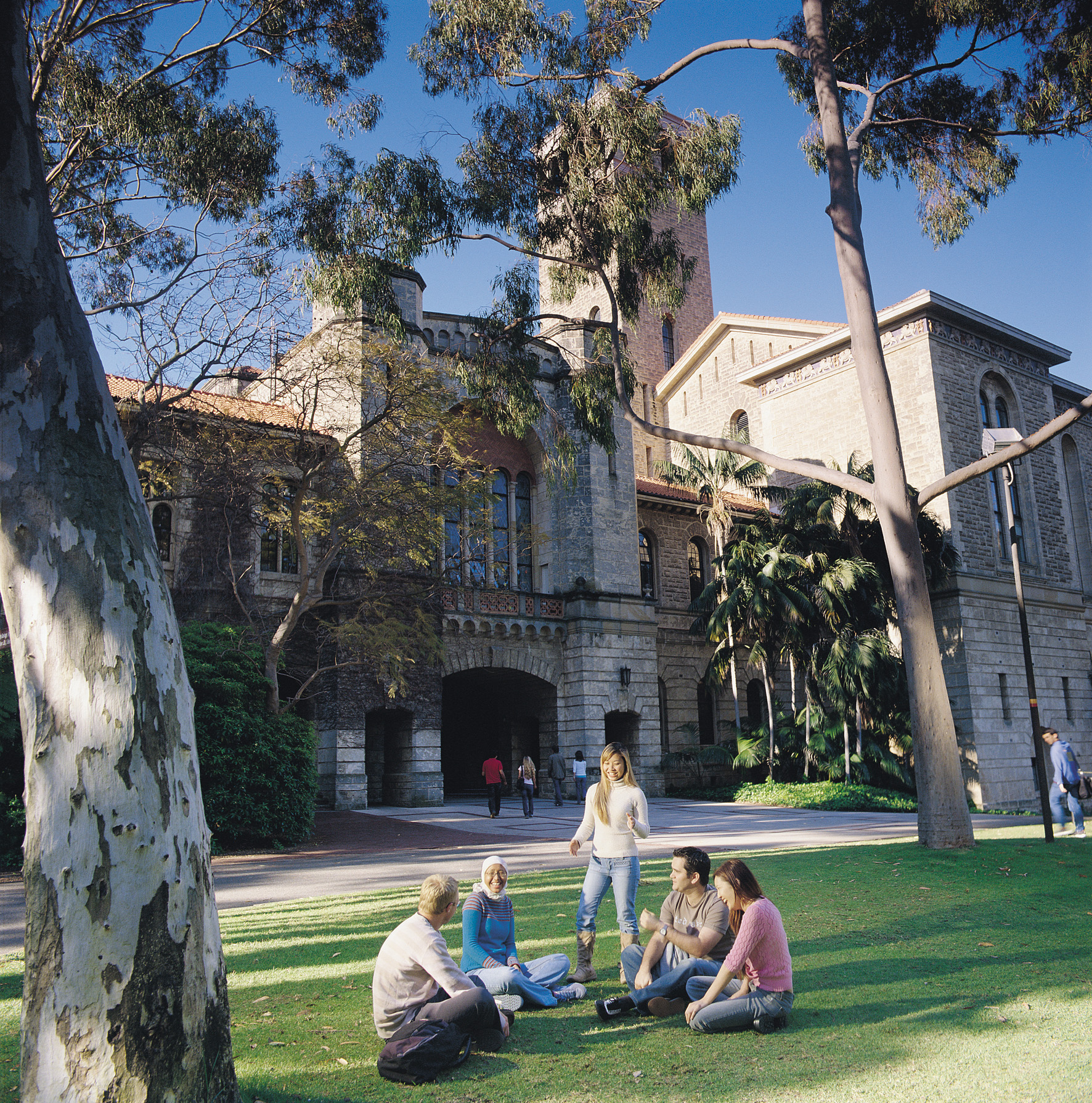 University of Western Australia - Corporations and Equity 2021